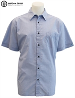 Shirt S/S - End on End-7-10-boys-Papamoa College Shop - Uniform Group